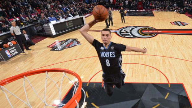 Zach LaVine Trade Rumors