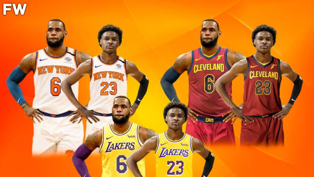 5 Best Destinations For LeBron And Bronny James In 2023