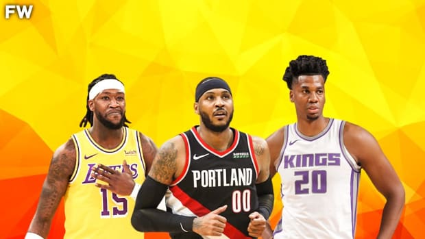 The List Of NBA Players Who Can Be Traded On February 6: Montrezl Harrell, Carmelo Anthony, Hassan Whiteside, And More