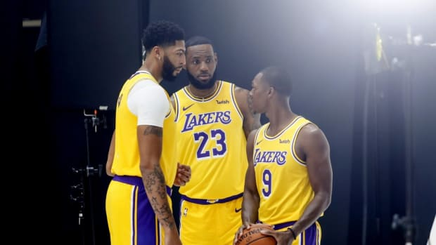 After Rajon Rondo Signing, Los Angeles Lakers Now Have 7 Career All-Stars, Most In NBA History