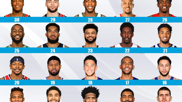 Ranking The 100 Best Players For The 2020-21 NBA Season: 30-11