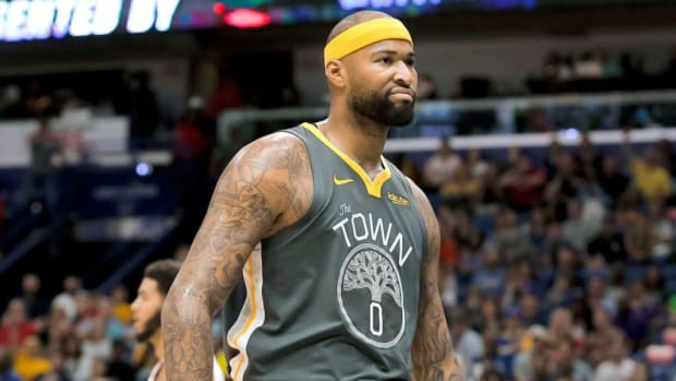 DeMarcus Cousins Agrees To One-Year Deal With Lakers