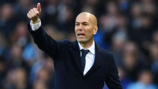 Real Madrid Legend Bashes Zinedine Zidane For 'Signing Substitutes'