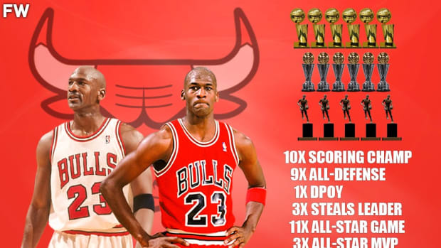 vA Dominant 11-Year Span: Why Michael Jordan Is The Greatest Player Ever