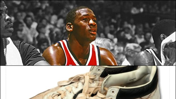 The Most Expensive Shoes Worn In A Basketball Game