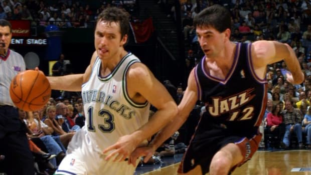 Vancouver Grizzlies Didn't Trade For A Young Steve Nash Because They Wanted To Keep Bryant Reeves