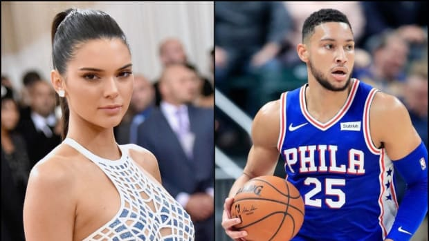 Philadelphia 76ers Co-Owner Says Supermodel Kendall Jenner Is A 'Great Influence' On Ben Simmons