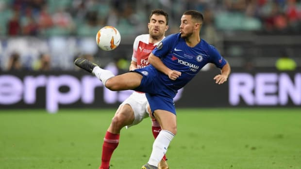VIDEO: All Goals From Chelsea 4-1 Arsenal | UEFA Europa League Finals