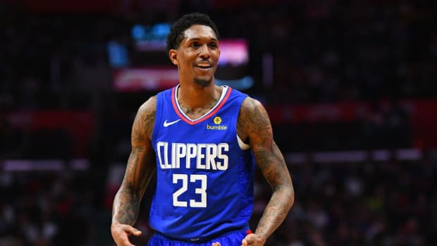 """Lou Williams: """"LeBron James Would Win '15 Championships' In Old NBA"""""""