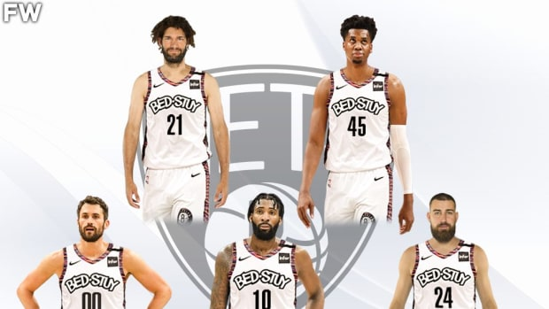 NBA Trade Rumors: 5 Big Men The Brooklyn Nets Should Target Right Now