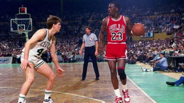 Michael Jordan Danny Ainge