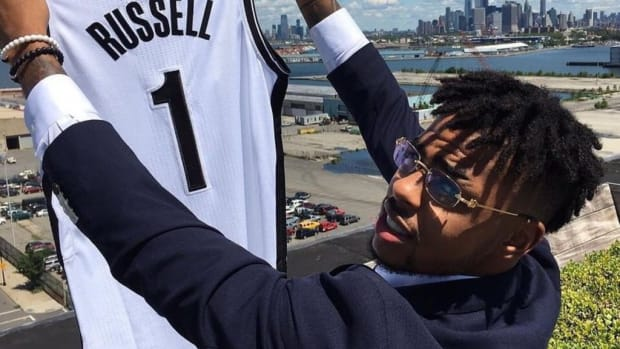 The Brooklyn Nets Already Have a First Option, And It's Not D'Angelo Russell