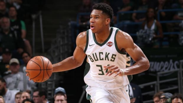 """Giannis Antetokounmpo: """"I Should Be MVP Because I Don't Care, I Just Care About Winning."""""""