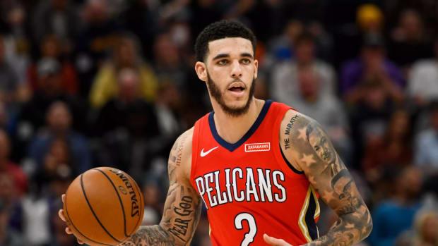 Lonzo Ball NBA