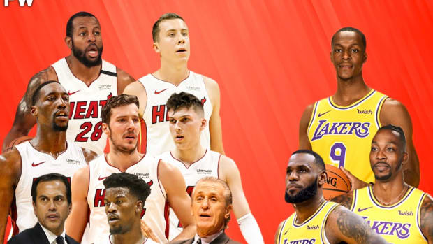 5 Reasons Why The Miami Heat Will Beat The Los Angeles Lakers In The NBA Finals