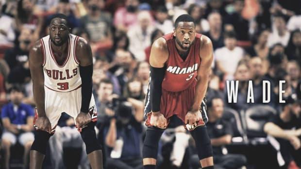 Dwyane Wade Bulls Miami