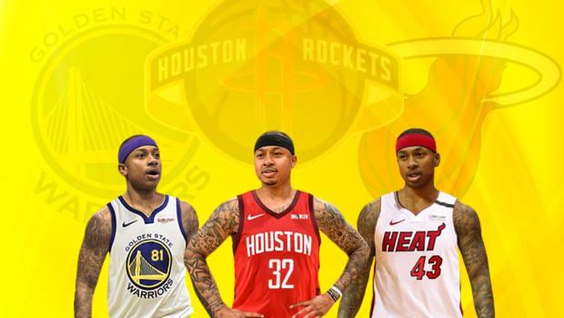 NBA Rumors: Top 5 Best Destinations For Isaiah Thomas