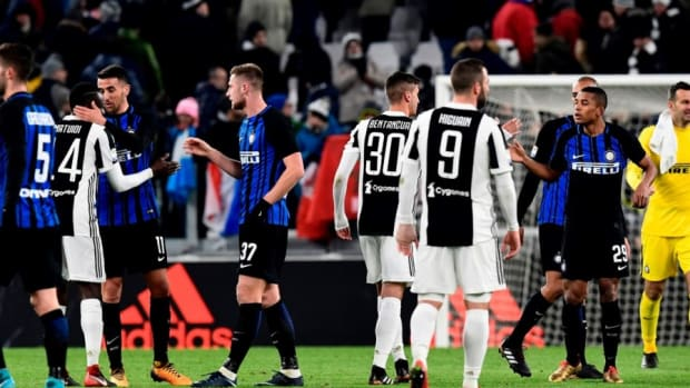 Transfer Rumors: Inter, Juventus To Discuss Blockbuster Swap Deal