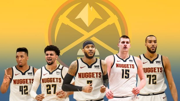 The Denver Nuggets Superteam If They Kept Every Player They Drafted