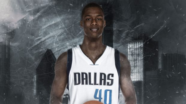 Harrison Barnes Dallas Mavericks
