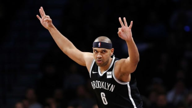 Jared Dudley Hilariously Includes Himself In Lakers' Big 3