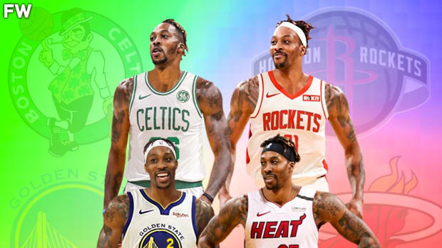 NBA Rumors: Top 5 Best Destinations For Dwight Howard(1)