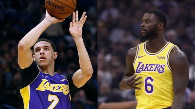 Lakers' Lonzo Ball And Lance Stephenson Drop New Song 'Swerve'