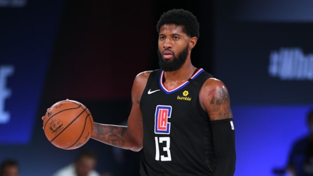 "Paul George Says He's Been Battling ""Depression"" And ""Anxiety"" During Shooting Slump"