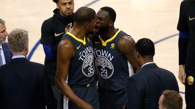 Kendric Perkins: 'Warriors Had The Upper Hand In Kevin Durant's Free Agency Until Draymond Incident'