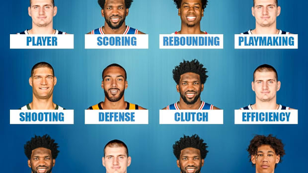 Ranking The Best NBA Centers In Orlando By Category