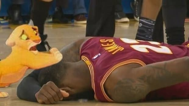 Photo Credit: NBA on TNT