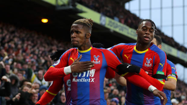 Transfer Rumors: Manchester United Make 'Substantial Bid' For Crystal Palace Star