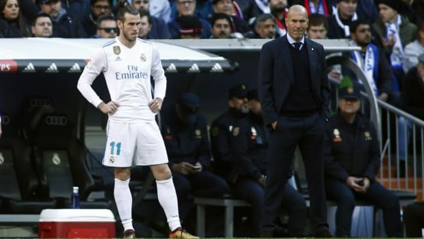Zinedine Zidane Claims He Didn't Mean To Disrespect Gareth Bale With Latest Statements