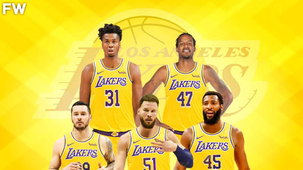 NBA Rumors: 5 Players That Could Join The Lakers Before 2021 Deadline