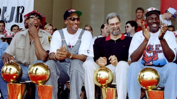 Jerry Krause Explains Why The Chicago Bulls' Dynasty Ended