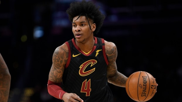 NBA Fans Encourage Kevin Porter Jr. To Look For Help After Sharing Suicidal IG Post