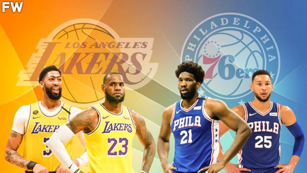 NBA Power Rankings: Lakers And 76ers Are Two Best Teams Right Now