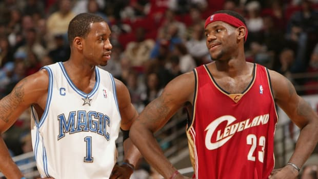 Tracy McGrady Selected LeBron Over Jordan Because Of One Reason