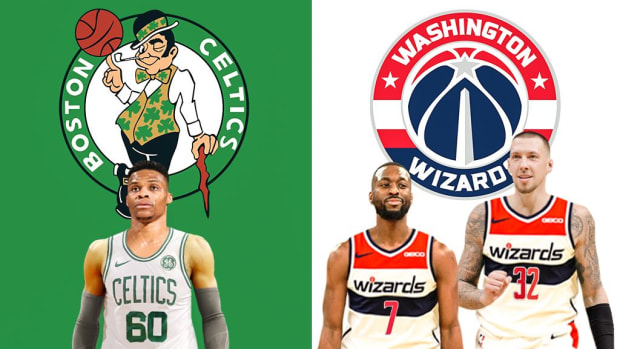 The Perfect Trade For The Celtics And Wizards: Russell Westbrook For Kemba Walker, And Daniel Theis