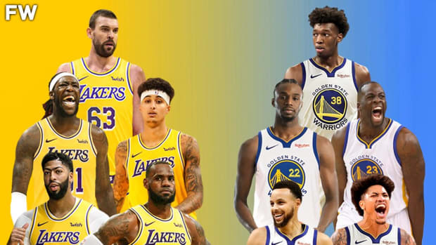 The Full Comparison: 2020-21 Los Angeles Lakers vs. 2020-21 Golden State Warriors