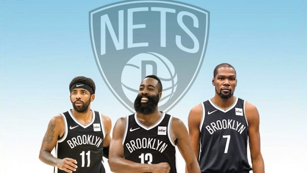 NBA Rumors: Brooklyn Nets Can Create A Big 3 With James Harden