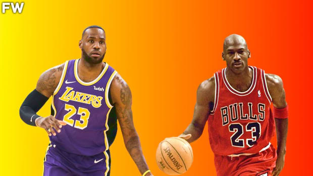 "Dwyane Wade On LeBron James vs. Michael Jordan GOAT Debate: ""It Doesn't Matter Who's GOAT. We'll Never See Another MJ Or LBJ."""