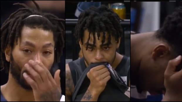 NBA Players And Friends React To Caris Levert Scary Leg Injury