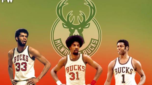 Julius Erving Almost Played With Kareem Abdul-Jabbar And Oscar Robertson On The Milwaukee Bucks