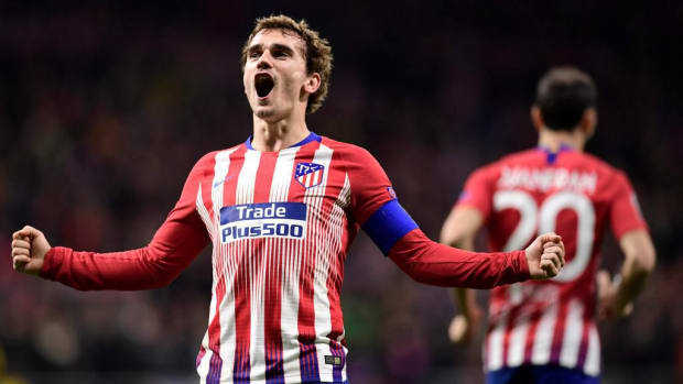 Atletico Madrid Eyeing Benfica Starlet To Replace Outgoing Griezmann