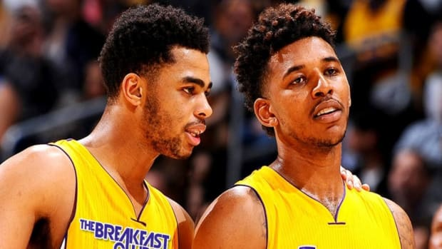 Magic Johnson Admits He Traded D'Angelo Russell Because Of Nick Young Incident