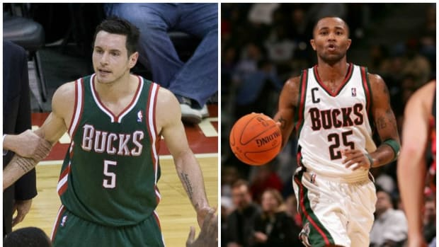 Top 10 NBA Players You Forgot Played For The Milwaukee Bucks