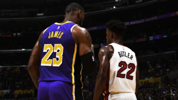 Back In 2016, One Twitter User Predicted The 2020 NBA Finals Between Heat And Lakers