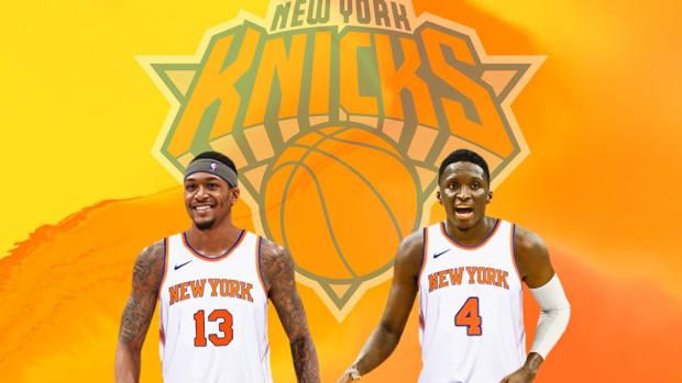 "NBA Rumors: New York Knicks Reportedly ""Monitoring"" Bradley Beal And Victor Oladipo In Trade Talks"