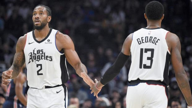 """Tyronn Lue: """"Kawhi And PG Are Going To Have To Adjust To My System And My Program. But Also I Also Have To Be Able To Adjust To Their Comfort Zone And What Makes Them Better."""""""